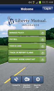 Liberty Mutual Mobile - screenshot thumbnail