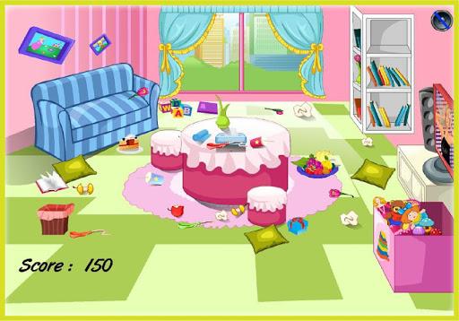 Home Cleanup Game 1.3.0 screenshots 4