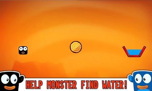 Monster Needs Water - náhled