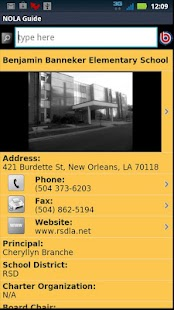 NOLA Parent's Guide - screenshot thumbnail