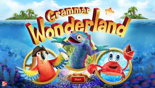 Grammar Wonderland Primary- screenshot thumbnail