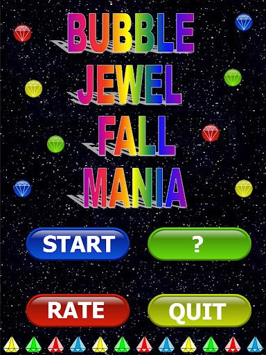 Bubble Jewel Fall Mania