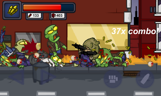 Zombie Way- screenshot thumbnail