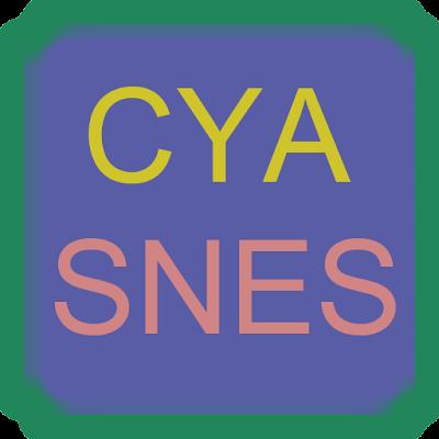 CyaSNES Lite (SNES Emulator)