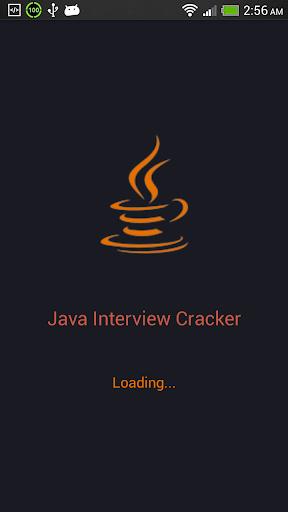 Java Interview Cracker