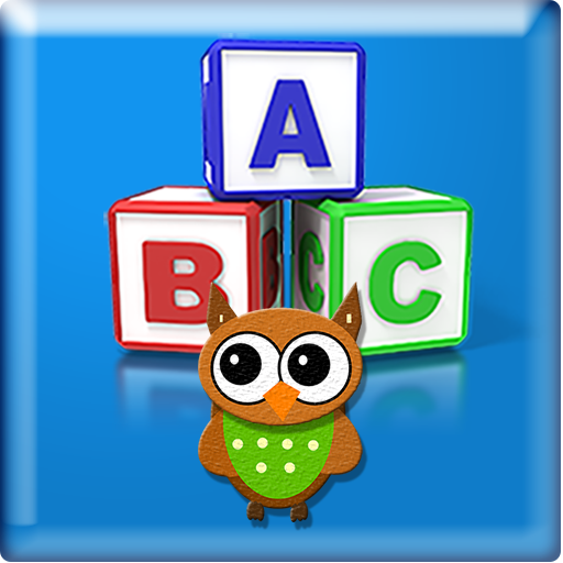 Learn ABC with Professor Hoot LOGO-APP點子