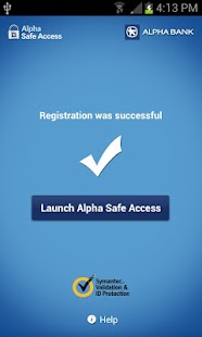 Alpha Safe Access - screenshot thumbnail