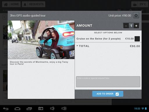 【免費旅遊App】Europe Hotel Paris-APP點子