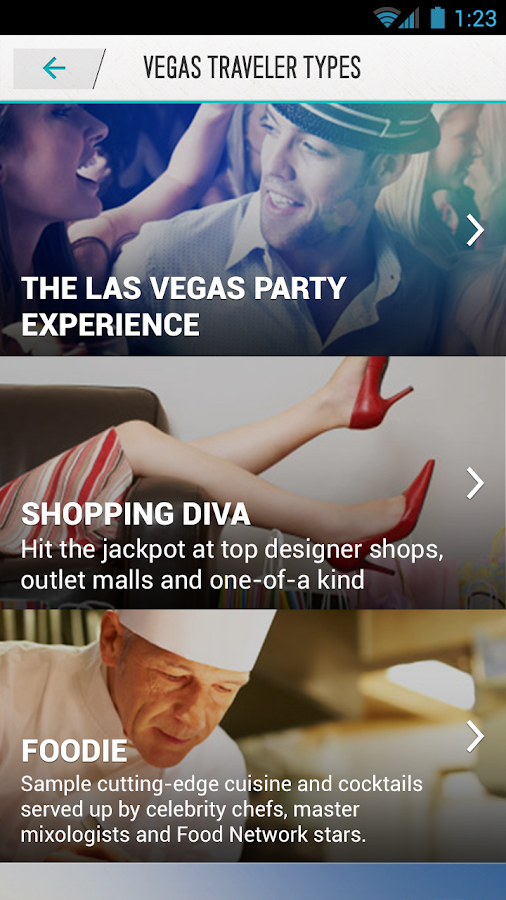 USA TODAY Experience Las Vegas - screenshot