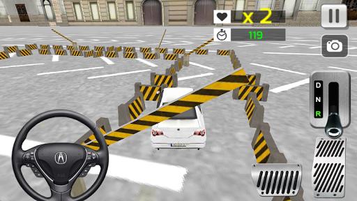 停車場模擬器3D