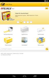 Post mobil Screenshot 8