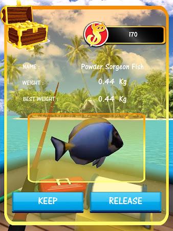 Real Fishing Pro 3D 1.3.2 screenshot 638745