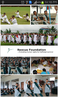 Rescue Foundation- screenshot thumbnail