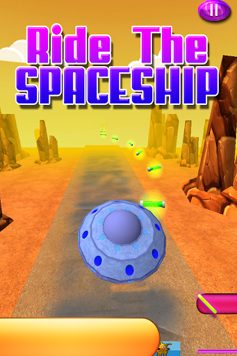 Area 51 Alien Scape