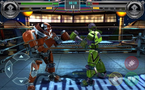 Real Steel Champions MOD 1.0.51 APK
