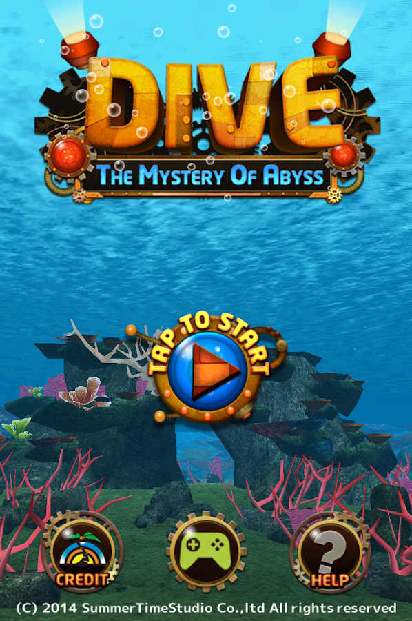 DIVE -The Mystery Of Abyss-- screenshot
