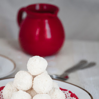 Coconut Laddu To Celebrate Nobo Borsho – নারিকেলের নাড়ু.