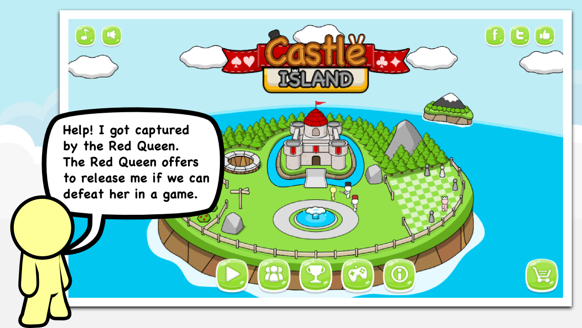 Castle Island- screenshot