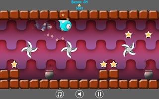 Screenshot of Water Drop Adventure