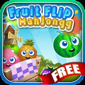 Fruit Flip Mahjongg Free