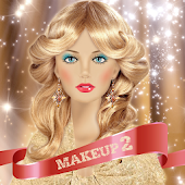 Barbie Princess Makeup,Dress 2