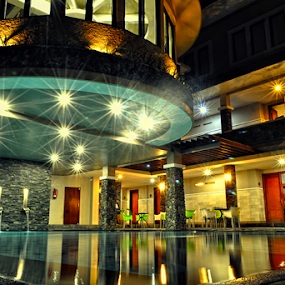 by Ayah Adit Qunyit - Buildings & Architecture Office Buildings & Hotels ( Lighting, moods, mood lighting )