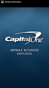 Capital One® Business Deposits- screenshot thumbnail