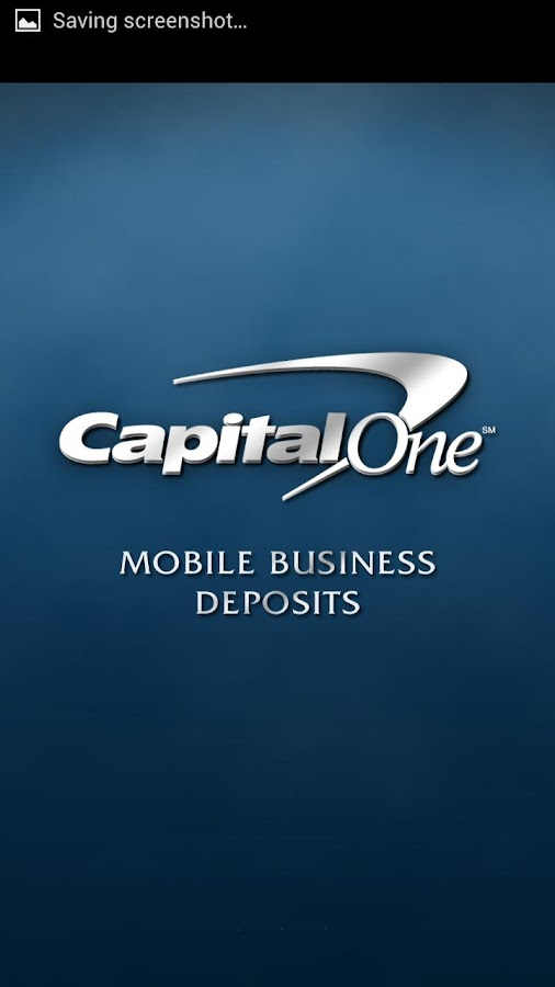 Capital One® Business Deposits - screenshot