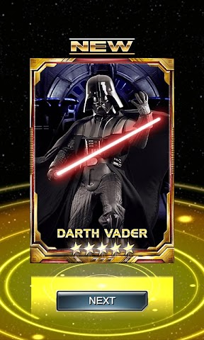 android Star Wars Force Collection Screenshot 10