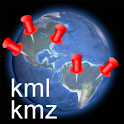 KML/KMZ Waypoint Reader icon