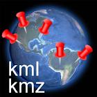 KML/KMZ Waypoint Reader icon