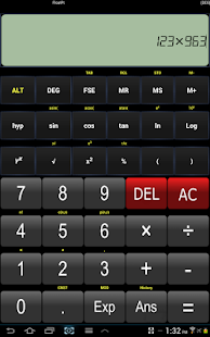 Scientific Calculator - FREE