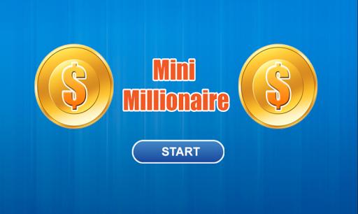 Mini Millionaire