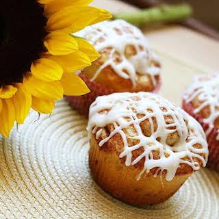 Cinnamon Roll Muffins.