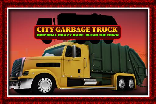 City Garbage Truck Disposal