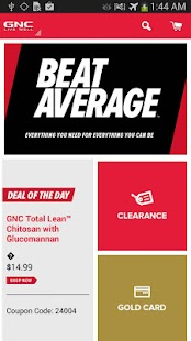 GNC - screenshot thumbnail