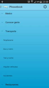 Learn Languages: English - screenshot thumbnail