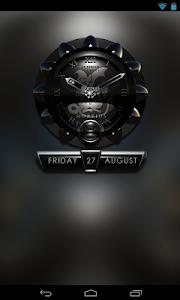 Morbius designer Clock Widget v2.40
