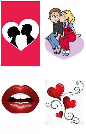 Kiss Love Wallpaper