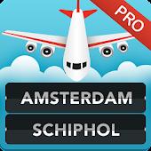 Amsterdam Schiphol Flights Pro