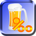 Blood Alcohol BAC icon
