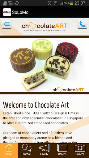 chocolateArt