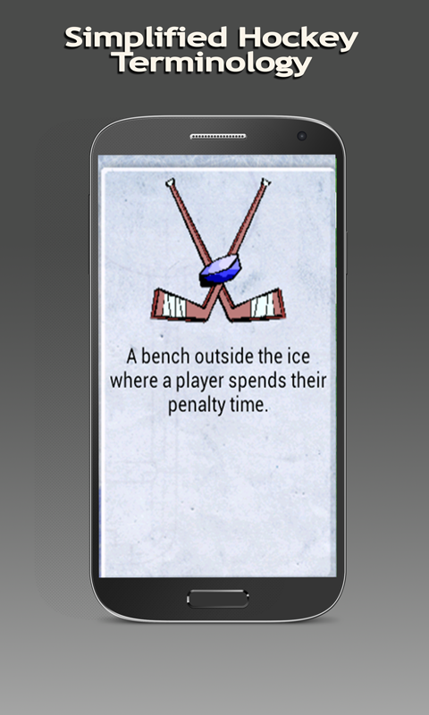 Hockey For Idjits- screenshot