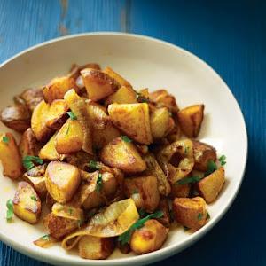 Home-Fried Potatoes with Smoked Paprika