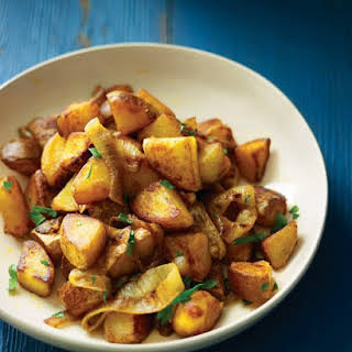 Home-Fried Potatoes with Smoked Paprika.