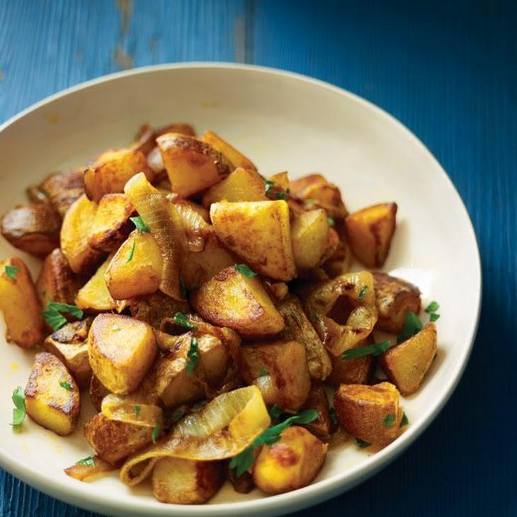 Home-Fried Potatoes with Smoked Paprika Recipe