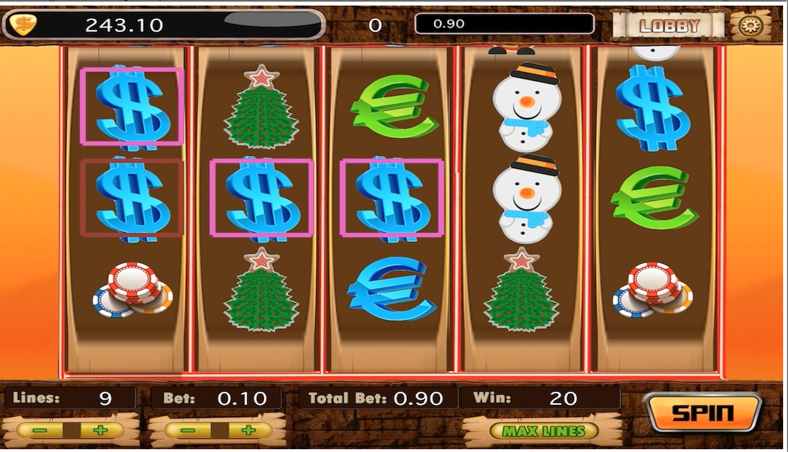 Wheel Of Lucky Vegas Fortune - screenshot