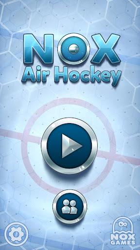 NOX Air Hockey:Ice Cup 2015 HD