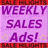 Weekly Sales Ads Sneak Peek