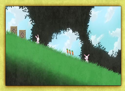 走れ!ウサギ